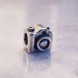 Authentic Pandora Retired Camera Charm